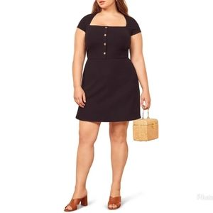 Reformation Jeans Lizzy Dress